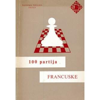 VLADO KOVAČEVIĆ : NOVIH 100 PARTIJA FRANCUSKE